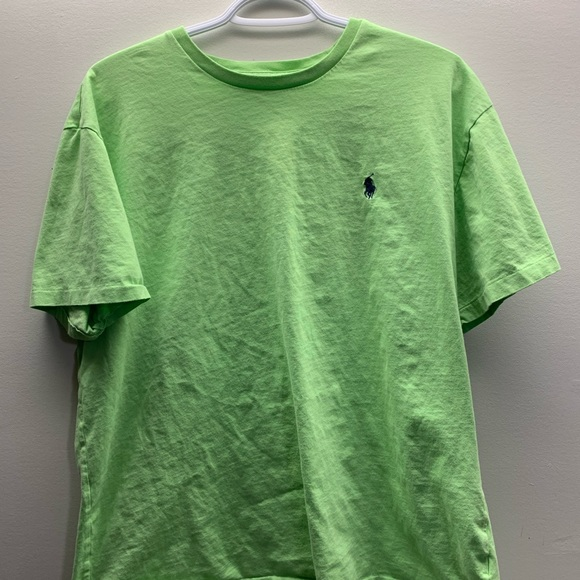Polo by Ralph Lauren Other - Polo Ralph Lauren Mens Tee Bright Green Large